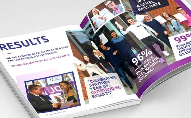 Prospectus Design - Share Success