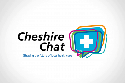 NHS Cheshire Chat Branding