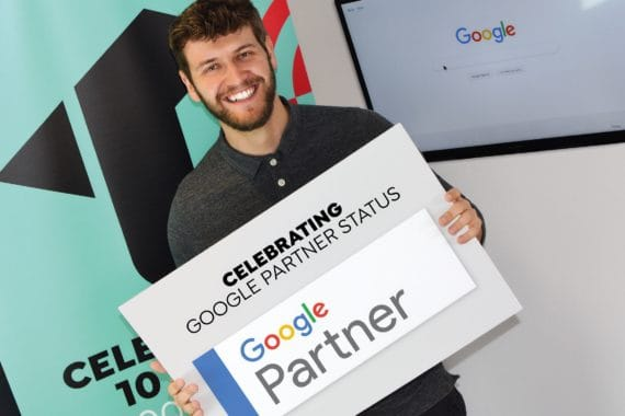 We're Officially a Google Partner