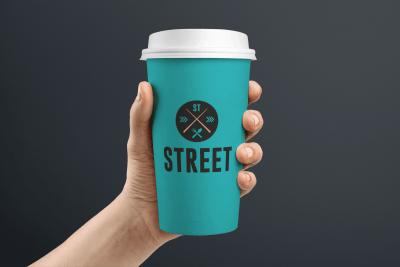 STREET Restaurant Branding