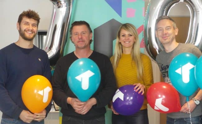TRCREATIVE is proud to celebrate 10 years in business
