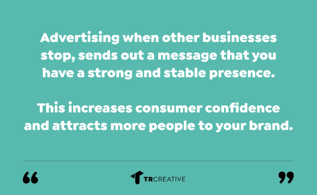 5 Reasons Why it is Important to Continue Advertising in a Recession